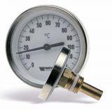 Термометр WATTS с гильзой и резьбой